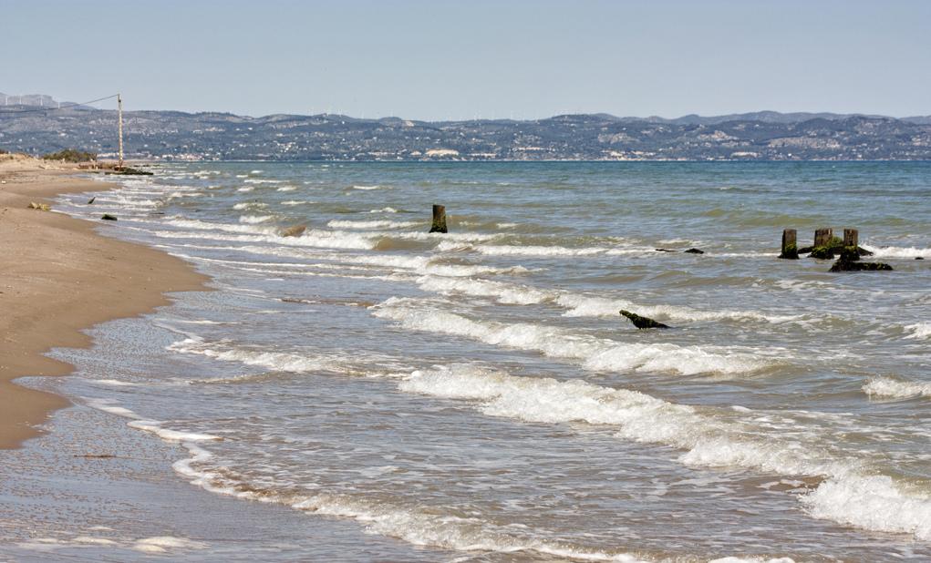 Foto de la Playa de la Bassa de l'Arena en Tarragona